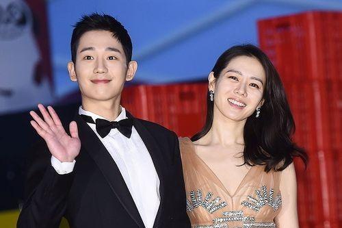Foto Romantis Jung Hae-in dan Son Ye-jin