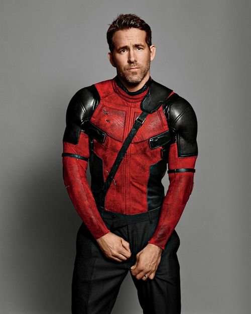 Foto Ryan Reynolds Deadpool 2