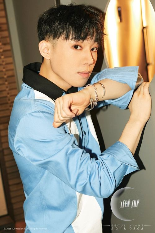 Foto Terbaru Changjo Teen Top
