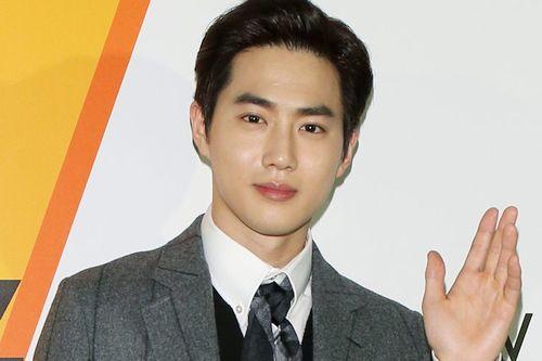 Foto Terbaru Suho EXO Rich Man 8