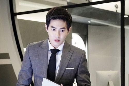 Foto Terbaru Suho EXO Rich Man