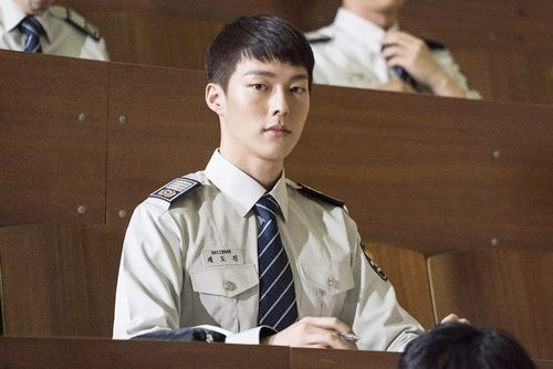 Jang Ki-yong di Drama Come and Hug Me