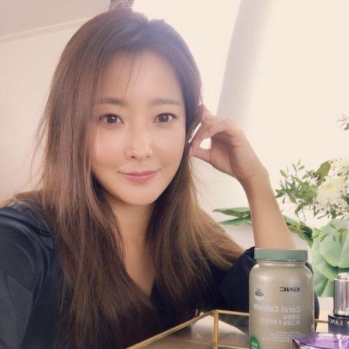 Kim Hee-sun 2018
