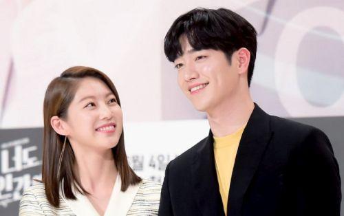 Seo Kang Joon dan Gong Seung Yeon1