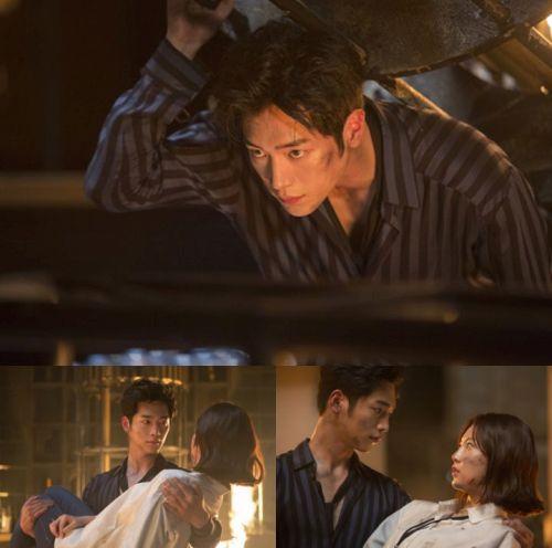 Seo Kang Joon dan Gong Seung Yeon2
