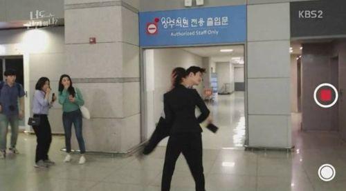 Seo Kang Joon dan Gong Seung Yeon3