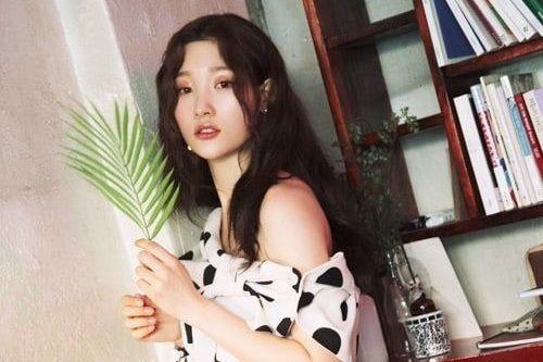 Foto Cantik Terbaru Jung Chaeyeon