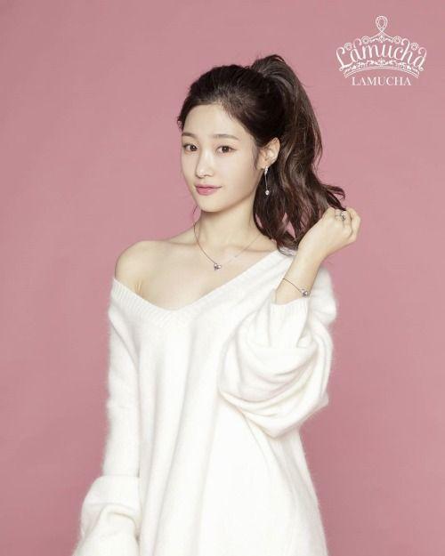 Foto Cantik Terbaru Jung Chaeyeon9