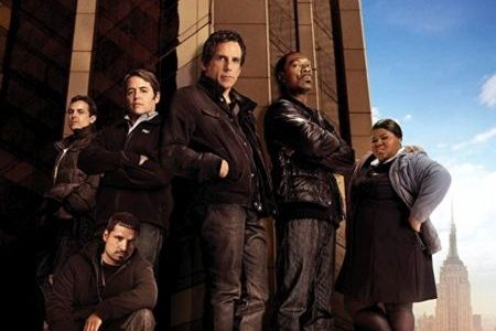 Poster Tower Heist