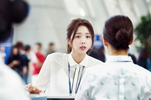 Foto Chae Soo Bin di Drama Where Stars Land