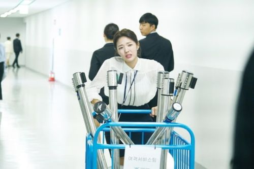 Foto Chae Soo Bin di Drama Where Stars Land2