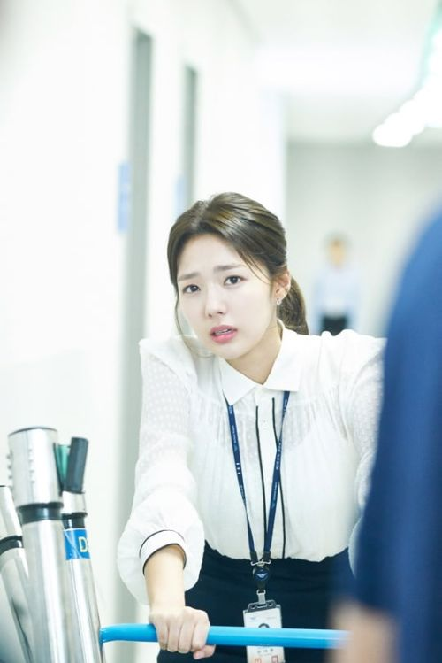 Foto Chae Soo Bin di Drama Where Stars Land3