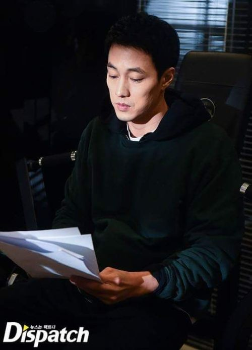 Foto Terbaru So Ji Sub Terius 9