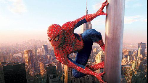 31 gambar spiderman super  kembang pete