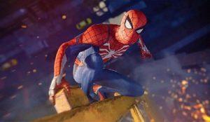 gambar spiderman gerak
