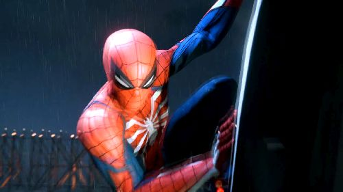 gambar spiderman hd