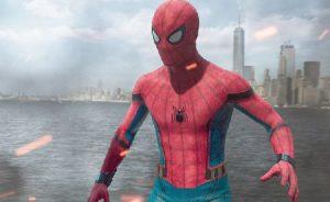 jaket anak gambar spiderman