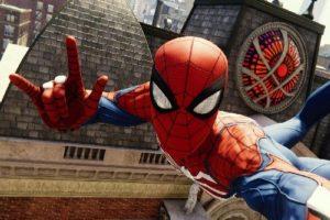 gambar spiderman dan batman