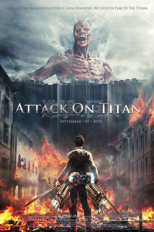 Attack on Titan (2015)