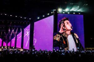 Foto Konser BTS