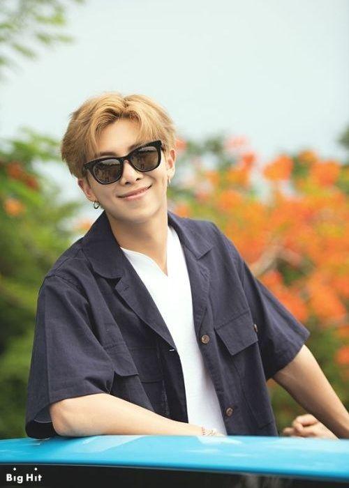 Foto RM BTS