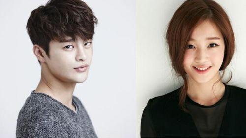 Foto Seo In-guk dan Boram