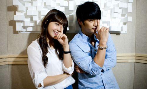Foto Seo In-guk dan Eunji
