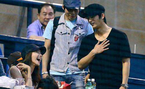 Foto Seo In-guk dan Yoona