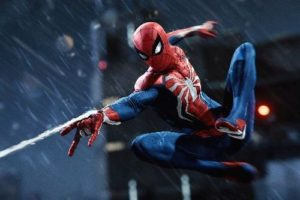 Gambar Spider-Man Paling Keren Bagus