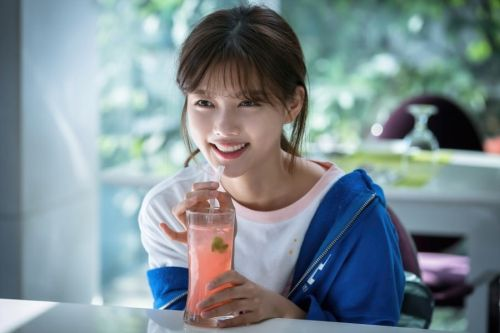 Kim Yoo Jung Clean with Passion for Now