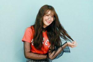 Foto Cantik Eunji