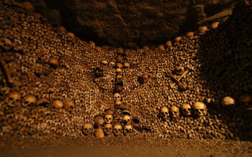 Foto Seram Catacombs of Paris