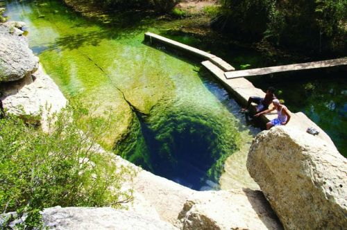 Foto Seram Jacob's Well