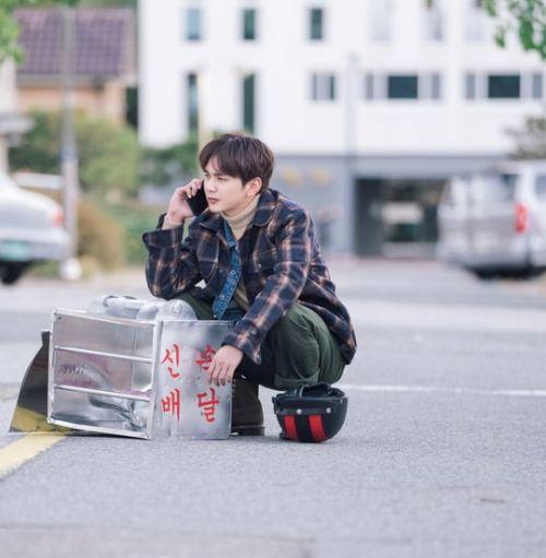Foto Yoo Seung-ho di My Strange Hero3