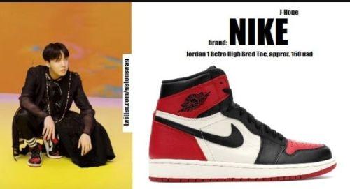Sneakers J Hope