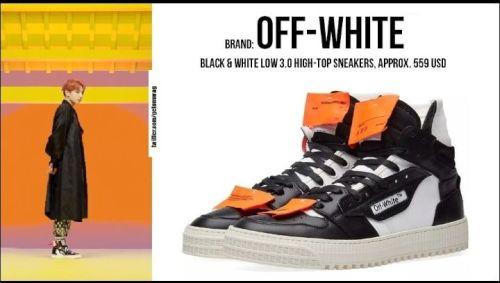 Sneakers Jungkook