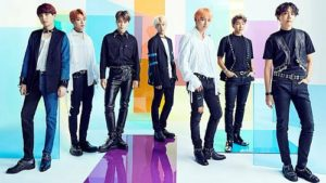 Foto BTS 2019