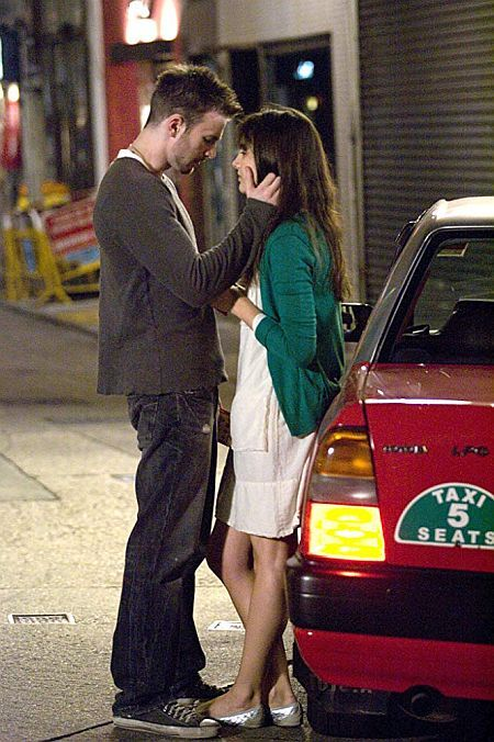 Chris Evans dan Camilla Belle
