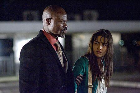Djimon Hounsou dan Camilla Belle