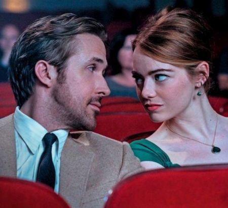 Pemain cewek film La La Land