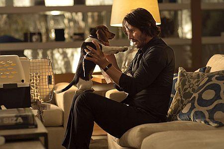 Foto Keanu Reeves di John Wick