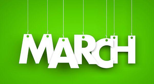 Zodiak Maret