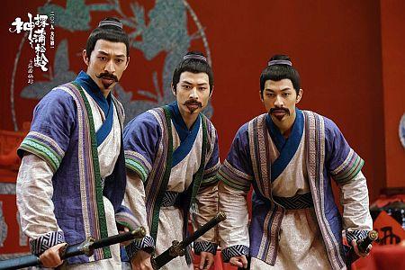 Mark Luu, Charles Luu, dan Lance Luu